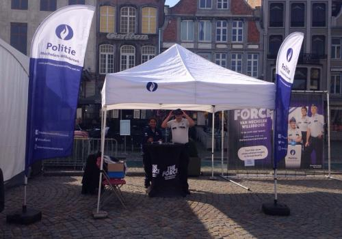 The Force op Dwars door Mechelen